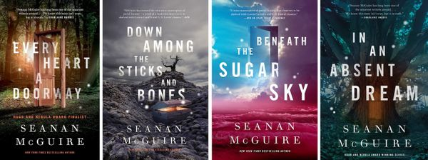BWW Review: COME TUMBLING DOWN by Seanan McGuire