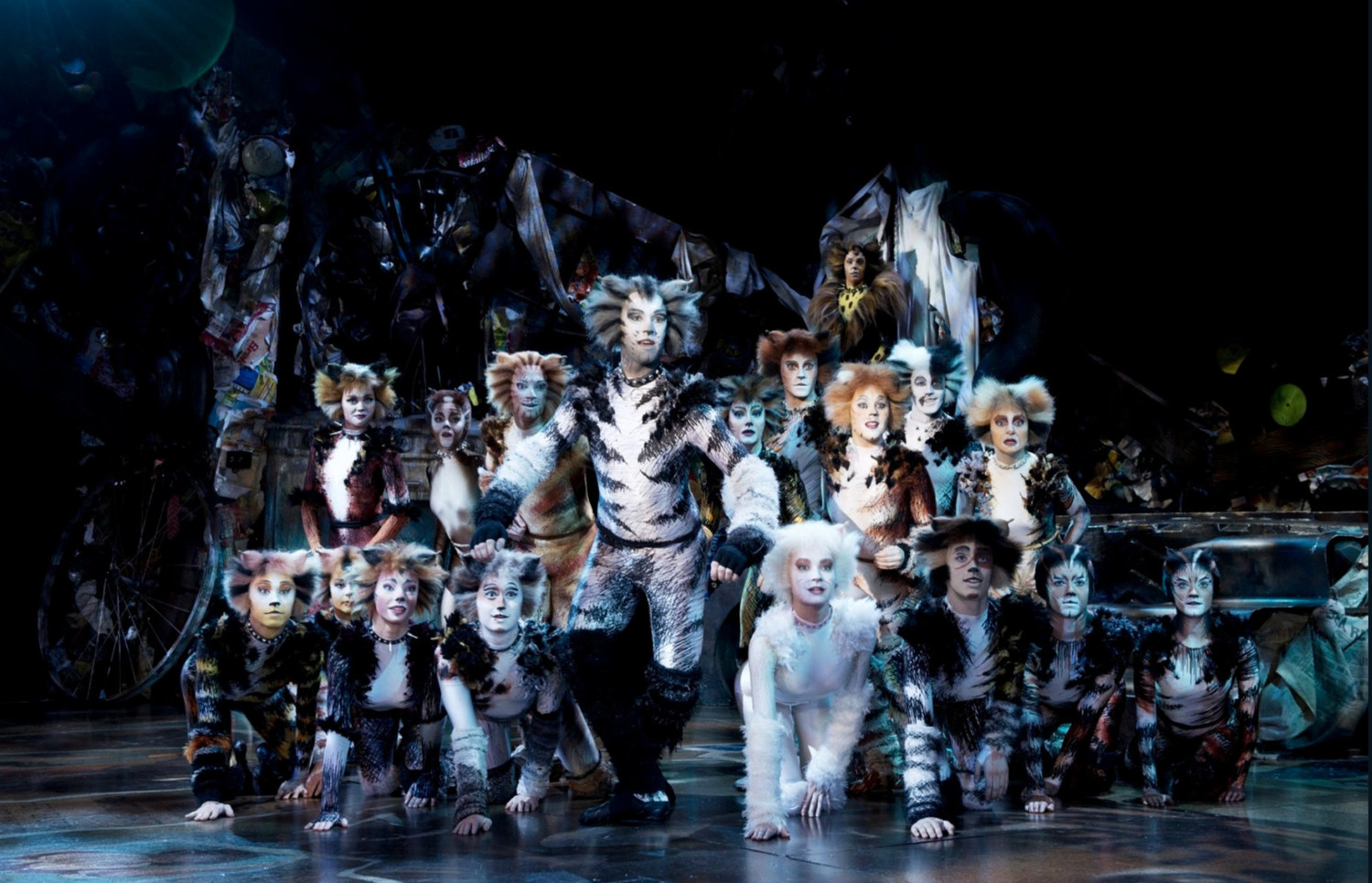 CATS to Play at Sands Theatre At Marina Bay Sands Winter 2019
