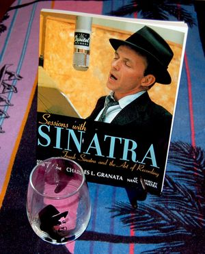 Ring-a-Ding-Ding Event Celebrates Frank Sinatra This Month