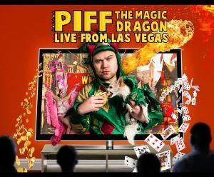 Live Entertainment Returns To New Jersey Performing Arts Center with PIFF THE MAGIC DRAGON: LIVE FROM LAS VEGAS