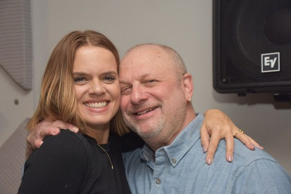 Photo Coverage: Inside Rehearsal for ROCKERS ON BROADWAY 2019