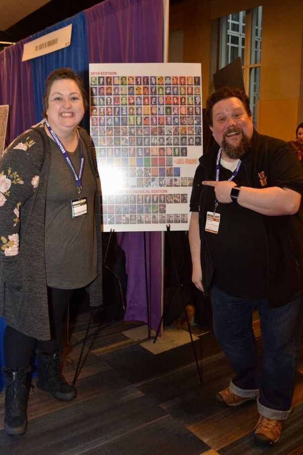 Photo Coverage: Go Behind the Scenes of BroadwayCon 2020!