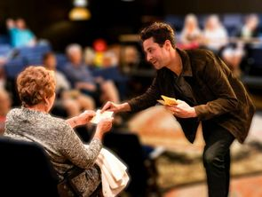 BWW Review: EVERY BRILLIANT THING at Florida Repertory Theatre