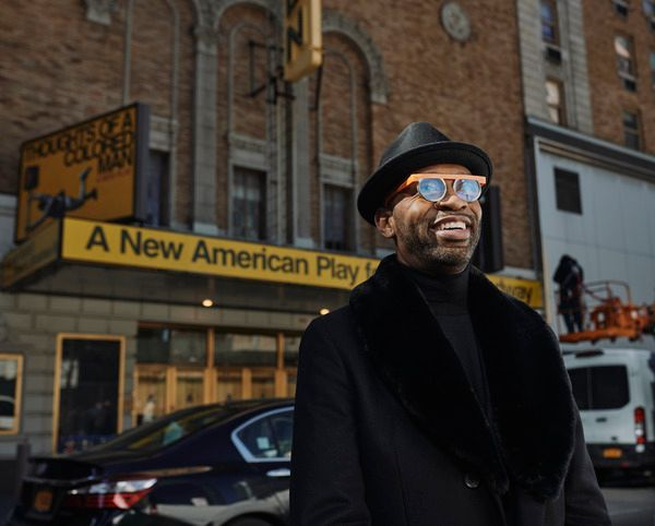 THOUGHTS OF A COLORED MAN Confirmed for Broadway Run at the Golden Theatre