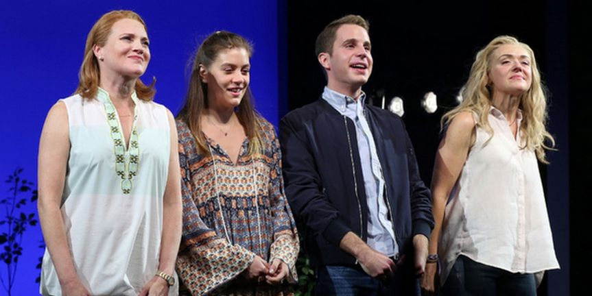 Where Are They Now? Catch Up on the Careers of the Original Cast of DEAR EVAN HANSEN Photo