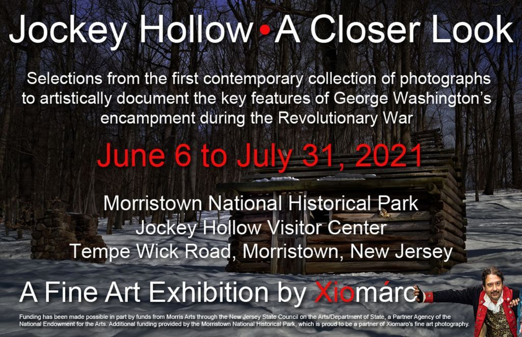 George Washington's Encampment In New Jersey Gets Closer Look In Photography Exhibition